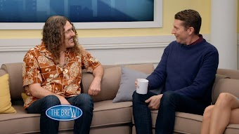 Weird Al Yankovic Wears a Different Hawaiian Shirt