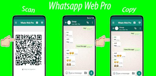 download apk wa web pro