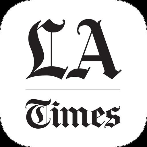 LA Times 新聞 App LOGO-APP開箱王