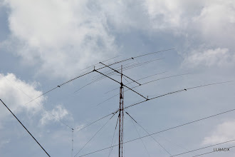Photo: 2ele para 40 metros + Tribanda 10-15-20