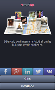 Cesurask | Arkadaş Arama screenshot 0