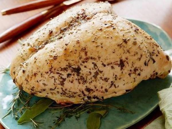 Herb-roasted Turkey Breast Recipe