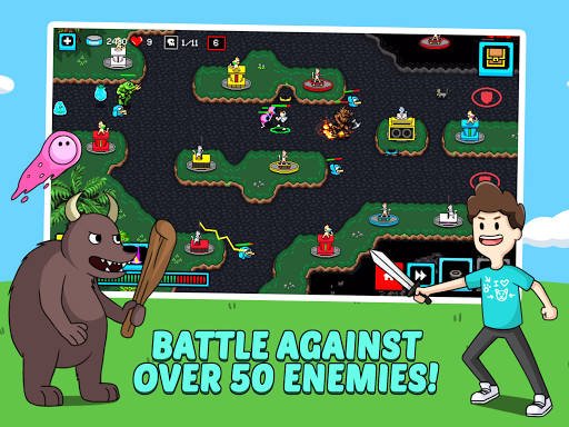 Cats & Cosplay: Epic Tower Defense Fighting Game  image 15