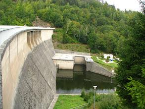 Photo: Zapora na rzece Bode
