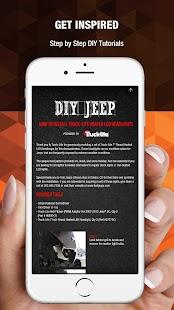 Trail Jeeper Magazine- screenshot thumbnail