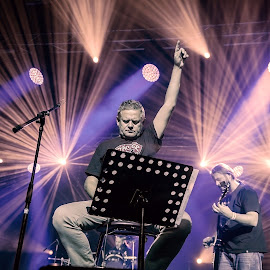 Kazik & Kwartet ProForma by Paweł Mielko - People Musicians & Entertainers ( music, concerts, concert, concert photography, kwartet proforma, kazik, stage, on stage,  )