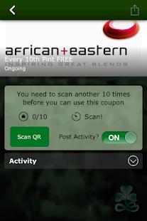 Fibber Magee's App - náhled