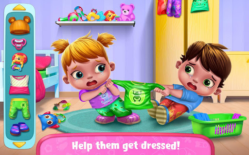 Baby Twins - Newborn Care  screenshots 1