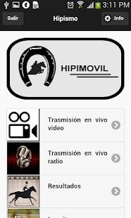HipiMovil - náhled