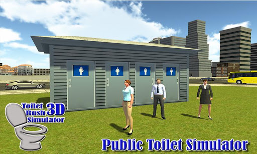 Toilet Rush Simulator 3D