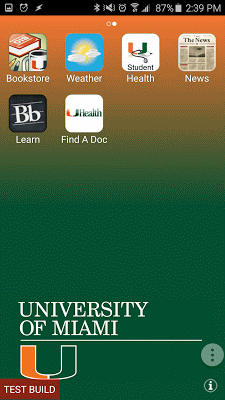UMiami - screenshot