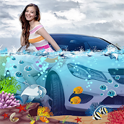 3D Water Photo Effect - Water Effect & Editor