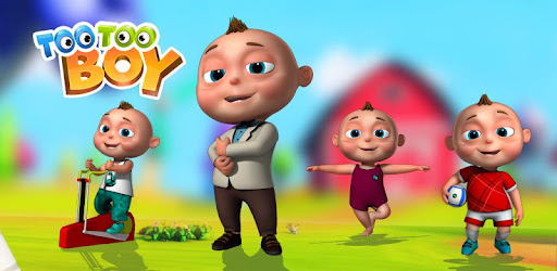 Приложения в Google Play – TooToo : Talking baby <b>boy</b> - <b>Kids</b> Fun ...