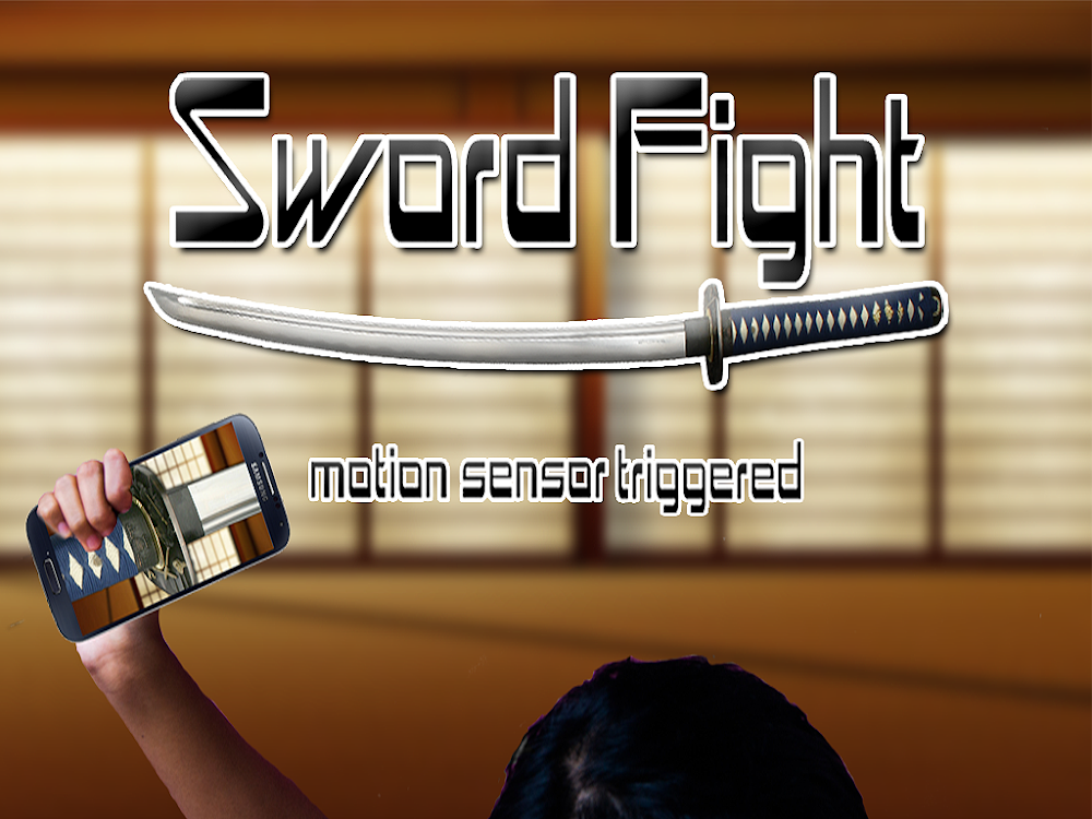sword fight motion triggered