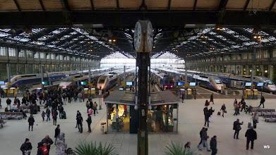 Photo: Paris: Gare de Lyon