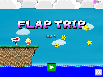Flap Trip- screenshot thumbnail