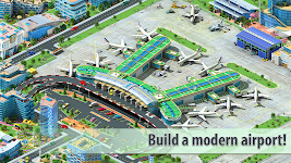 screenshot of Megapolis: city building simulator. Urban strategy