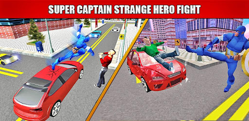Amazing Captain Hero Fighting Fun for PC