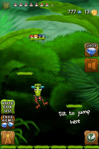 Froggy Jump  screenshots 6