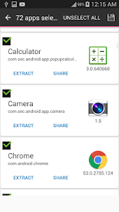 APK Extractor - AndroidHD apk screenshot