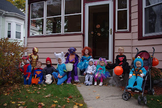 Photo: The trick or treaters
