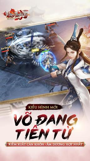Vu00f5 Lu00e2m Truyu1ec1n Ku1ef3 Mobile - VNG  gameplay   by HackJr.Pw 3