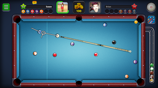 8 Ball Pool screenshot 1