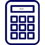 Calculator 2020++ Icon