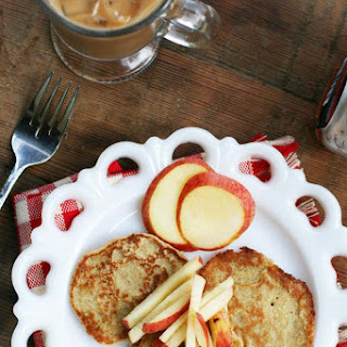 Apple Oatcakes