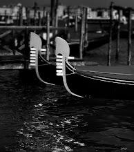 Photo: Gondolas my contribution to #filmnoirfriday by +Thorn Button+Kel Hayner+Paul Wright #breakfastclub by +Gemma Costa #plusphotoextract  by +Jarek Klimek