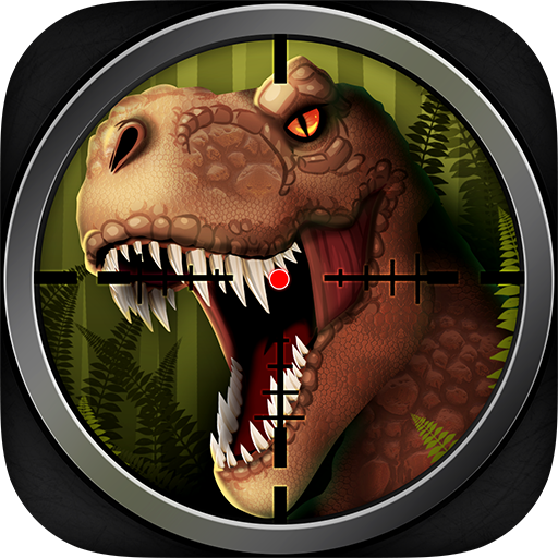 Dino Chase 3D - Jurassic Times 動作 App LOGO-硬是要APP