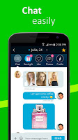 screenshot of Meet4U - Chat, Love, Singles!
