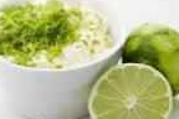 Lime Mayo is simply a mix of your fav mayo with salt and lime...