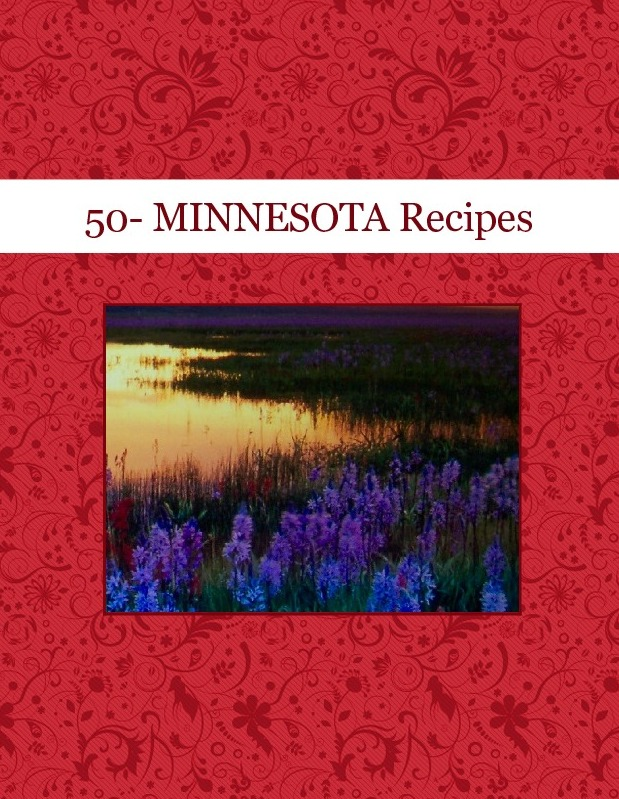 50- MINNESOTA Recipes
