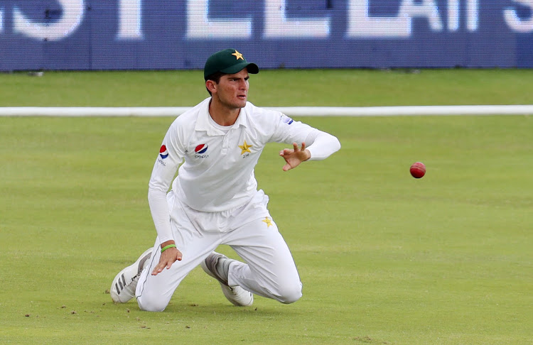 Shaheen Shah Afridi of Pakistan was the pick of the bowlers for the visitors in SA's first innings with four wickets.