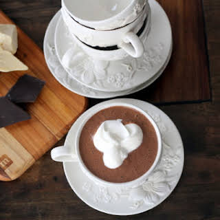 Thick Hot Chocolate.