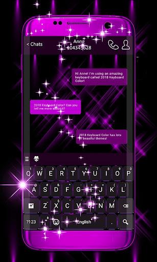 Flash Keyboard Theme  For Whatsapp 1.307.1.29 screenshots 1