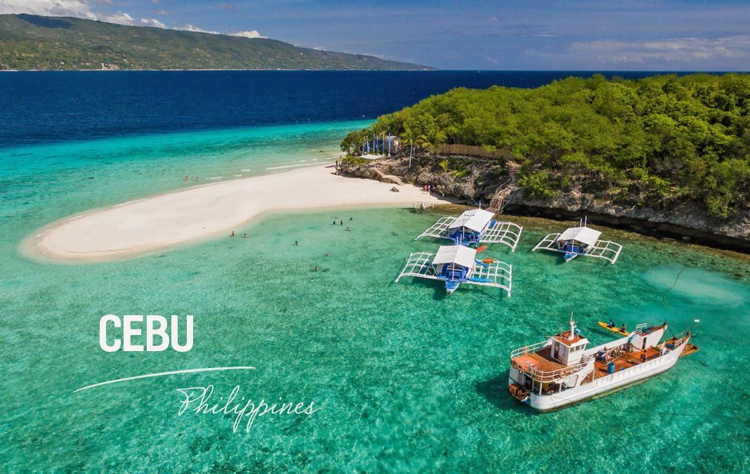 2. Đảo Cebu – Philippines