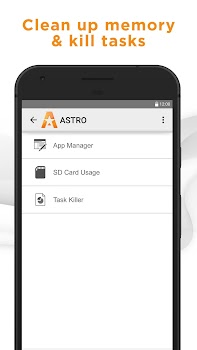 File Manager (File Explorer) by Astro