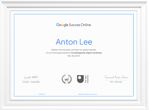 Gode grunde til at blive certificeret