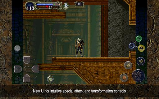 Castlevania: Symphony of the Night apktram screenshots 10