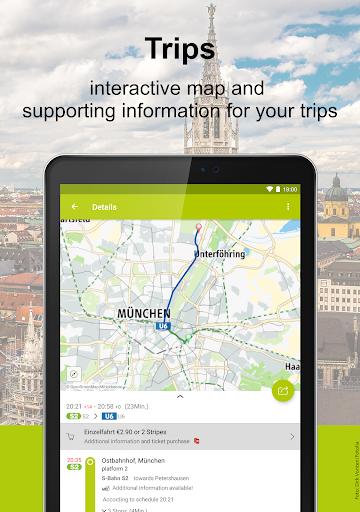 MVV-App – Munich Journey Planner & Mobile Tickets 5.34.13648 screenshots 11