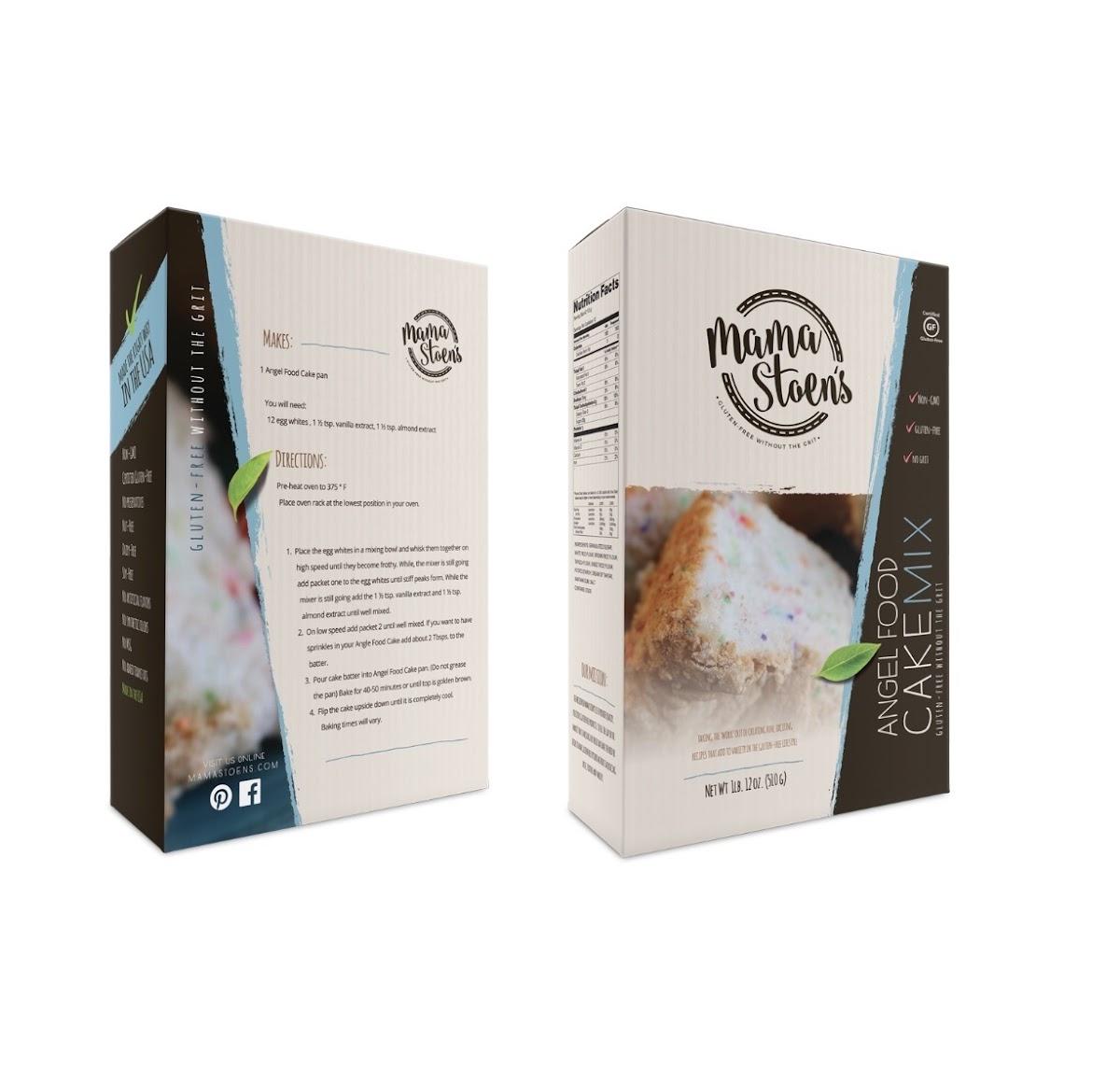 Angel Food Cake Mix
