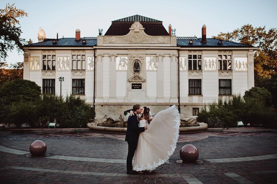 Wedding photographer Agnieszka Gofron (agnieszkagofron). Photo of 30.03.2019