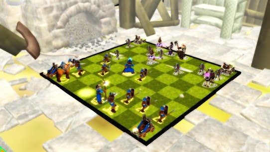 Chess 3D Free : Real Battle Chess 3D Online 2