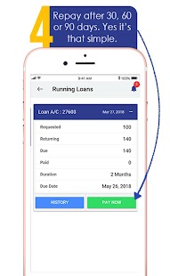 Sahukar - Instant Loan for College Students Screenshot