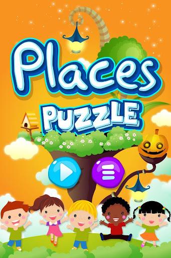 Places Puzzle