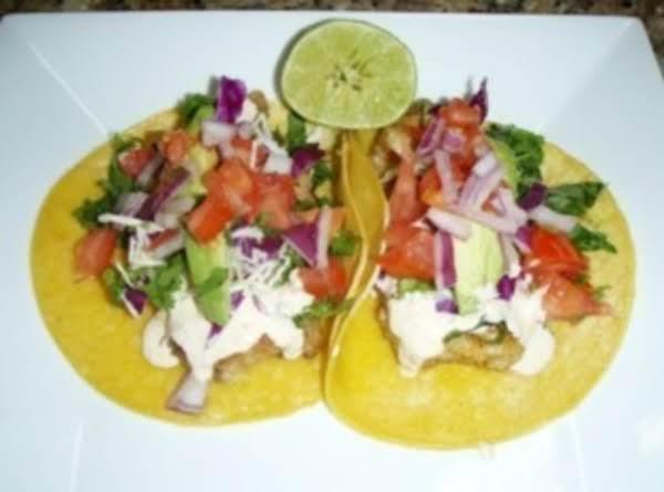My Texas Fish Tacos