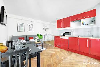 Appartement meublé 4 pièces 39 m2