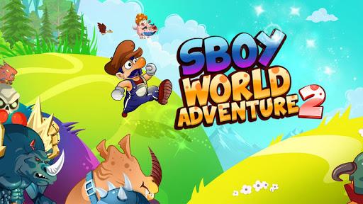 Sboy World Adventure 2 - New Adventures 2018 1.1.2 screenshots 12